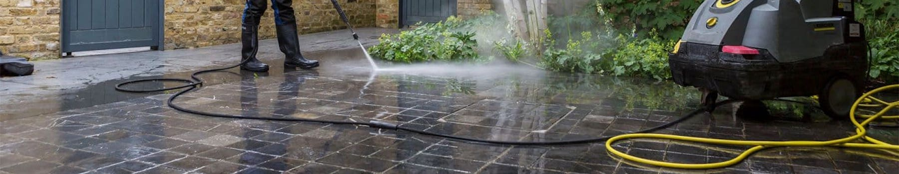 Brickwork and Driveway Cleaning